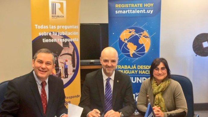 imagen de Uruguay XXI