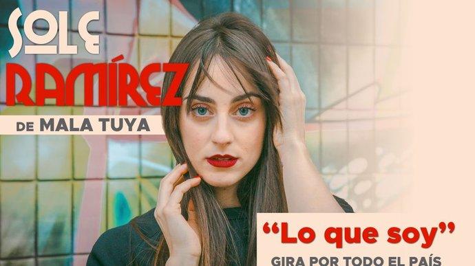 """imagen de Sole Ramírez presenta """"Lo que soy"""" - Gira 2019"""