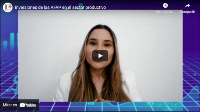 imagen de Inversiones de las AFAP en el sector productivo